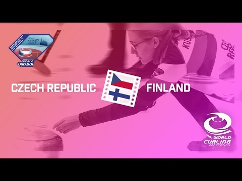 HIGHLIGHTS: Czech Republic v Finland - Women - Olympic Qualification Event 2017