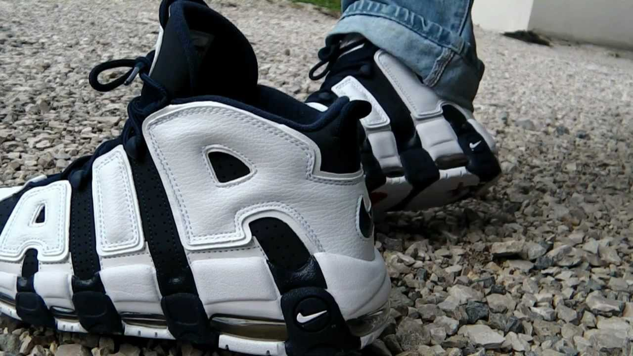 e274ff26913 Nike air more uptempo, swimming fully clothed - 1