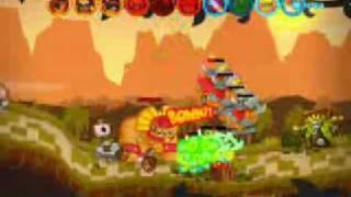 Swords & Soldiers WiiWare Gameplay Trailer