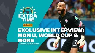 Tim Howard Gives His Take on The Current USMNT