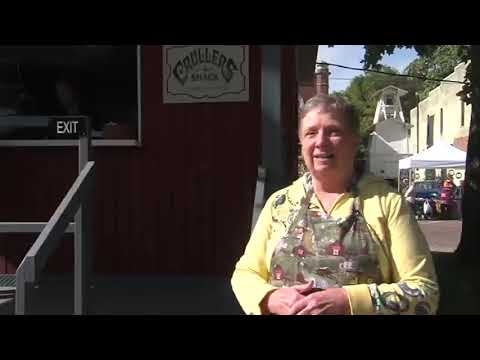 60-years and running: Many flock to Crullers Donut Shack at Covered Bridge Festival