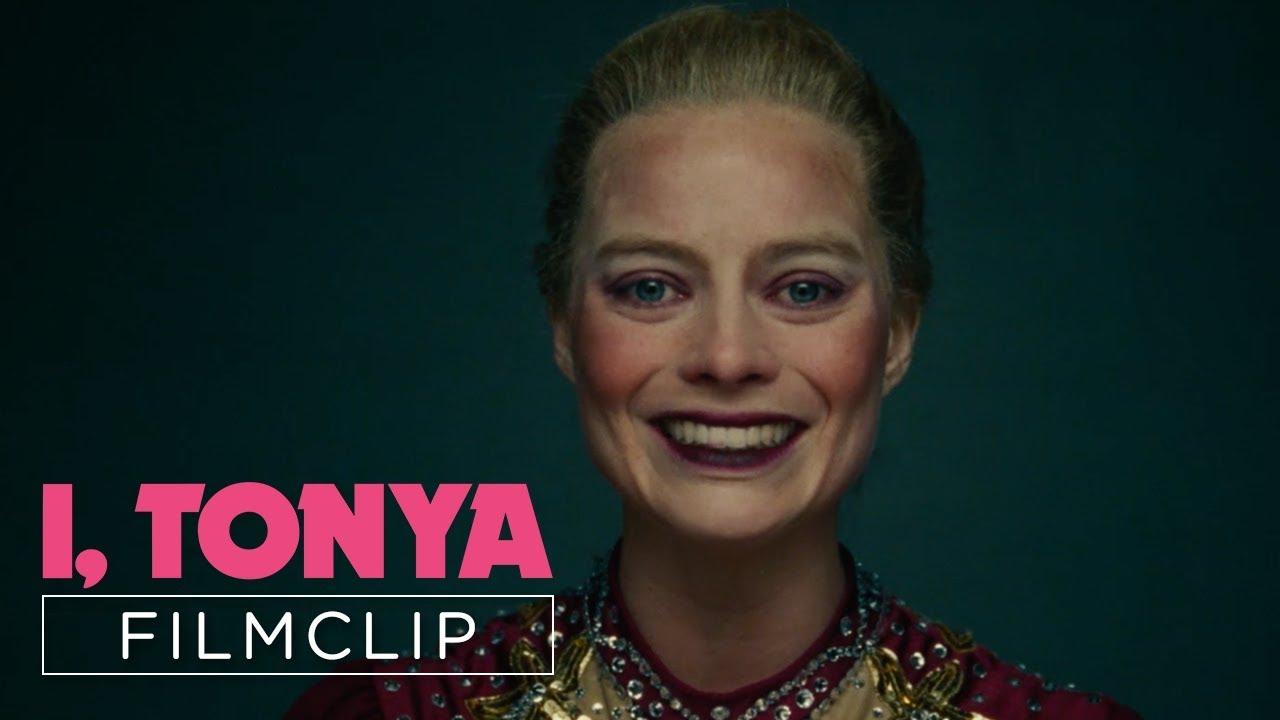 I,TONYA | CLIP | Tonya Harding (Margot Robbie) Make-up Szene