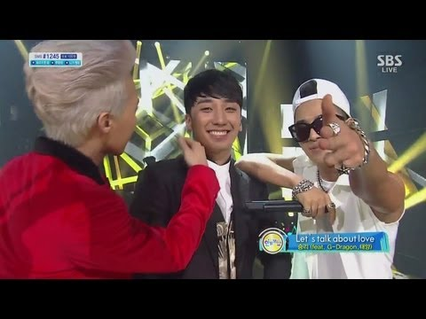 승리 (+) Let's Talk About Love + 할말 있어요 (Gotta Talk to U)