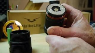 Review Haikelite MT03