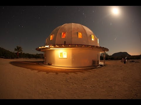 A Time Machine + E.T Contacts ?| The Integratron