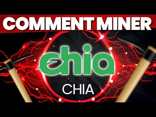 Comment miner du CHIA (Chia Network) ?