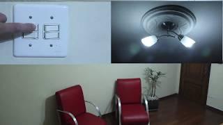 Lâmpadas Led Inteligente Em Três Cores 9w - Bivolt