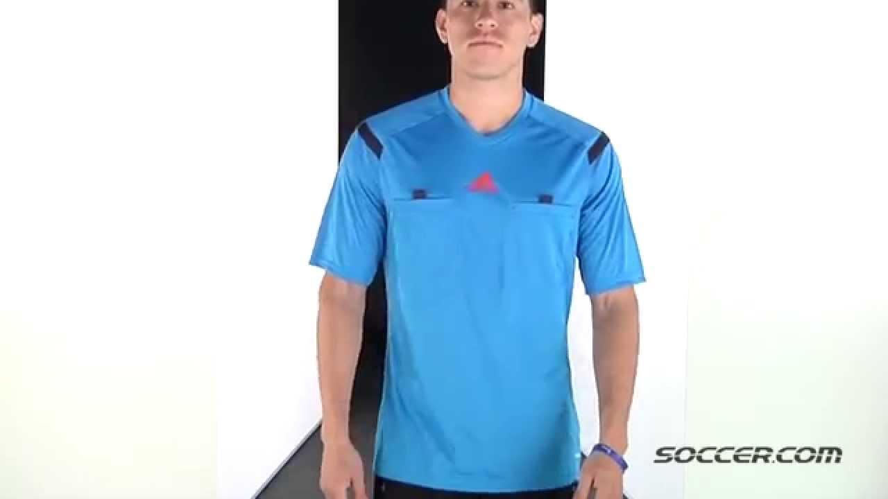a074f9d4 77207 adidas Referee 14 Jersey. SOCCER.COM Gear
