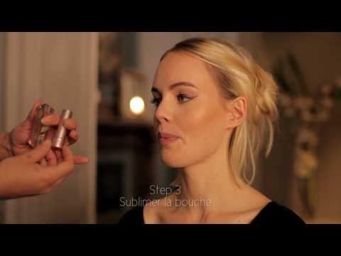 Le trait d'eyeliner coloré avec Mathilde de La vie en blonde poster