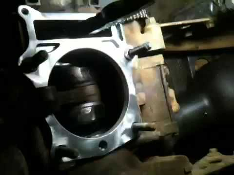 Yamaha Grizzly 660 >> Yamaha Grizzly 600 Rebuild part 1 - YouTube