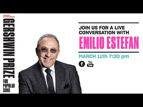 Emilio Estefan In Conversation With the Librarian of Congress Mp3