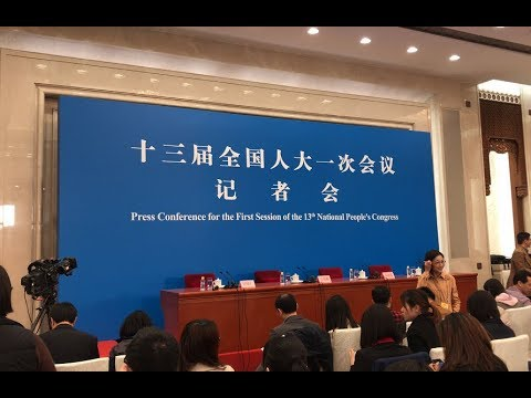 LIVE: Q&A about China's constitutional amendment