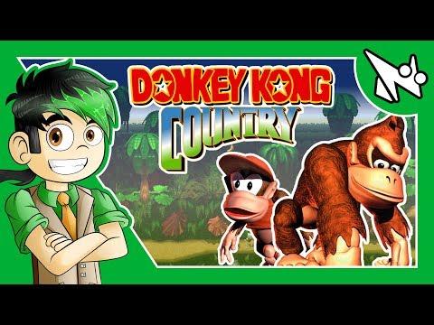Video Reseña - Donkey Kong Country (SNES) | Crono