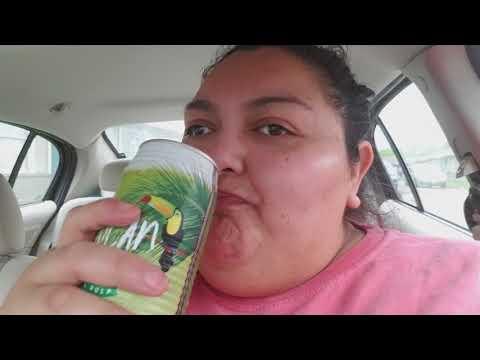 TOUCAN Coconut Juice taste test #nostalgic