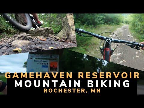 Gamehaven Reservoir Trails || Rochester, MN MTB
