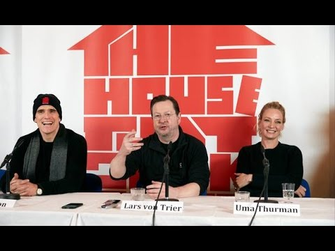 The House That Jack Built - Press Conference