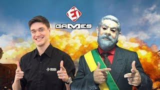 HOJE É DIA DE LULA DO PUBG NO EI GAMES! SE LIGA NO QUE ESSA DUPLA VAI APRONTAR NO BATTLEGROUNDS!