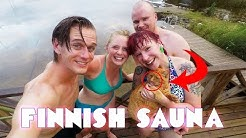 Extreme Löyly! REAL Finnish sauna experience - ft. Beyond The Press