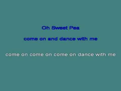Tommy Roe   Sweet Pea [karaoke]
