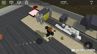 We will make Burger King in Roblox