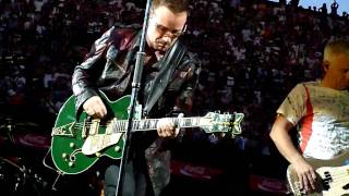 U2 - Milano 08/07/2009 - No Line On The Horizon (complete song) HD