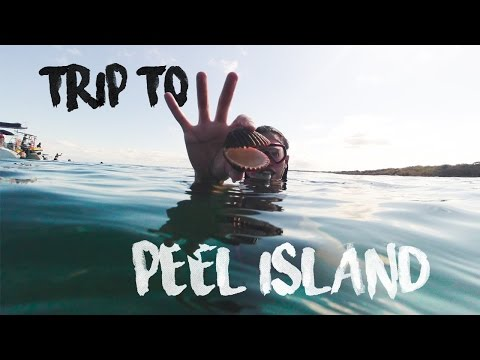 Trip to Peel Island - DIARIO DE AUSTRALIA