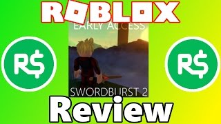 Roblox: Paid Access Review - Swordburst 2 Early Access