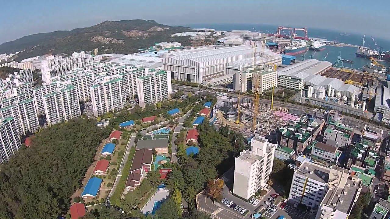 Hyundai Foreigners Compound Ulsan South Korea Youtube