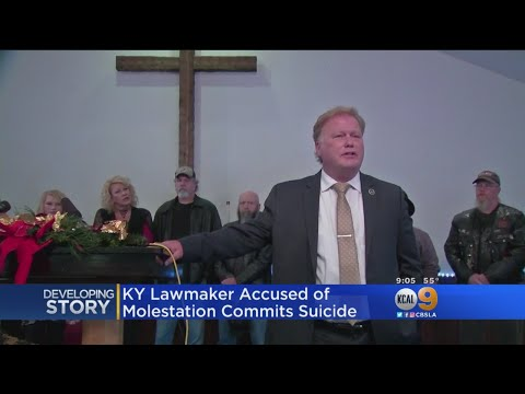 Kentucky Lawmaker Apparently Takes His Own Life Following Molestation Accusation