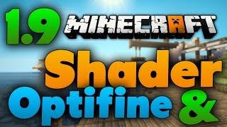 Minecraft 1.9 Shader installieren + Optfine (Tutorial) - SEUS Shader