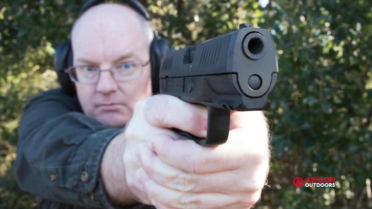 A Quick Look at the 9mm Walther Creed Pistol
