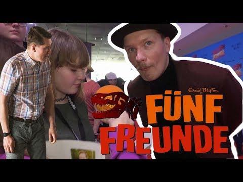 """Interview mit Jacob Matschenz (Marty)│ """"5 Freunde und das Tal der Dinosaurier""""│Südpolshow"""