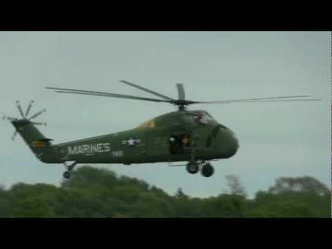 Sikorsky H-34 Seahorse Helicopter