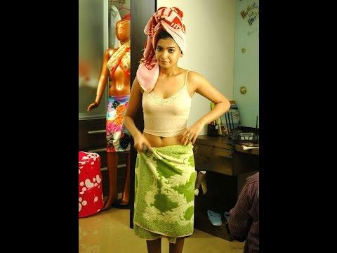 @ @ Samantha in Dressing Room skips towel...