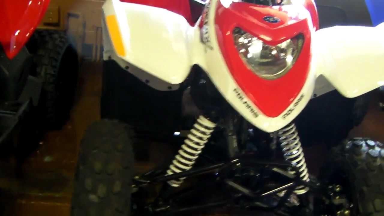 2011 Polaris Phoenix 200 Quad