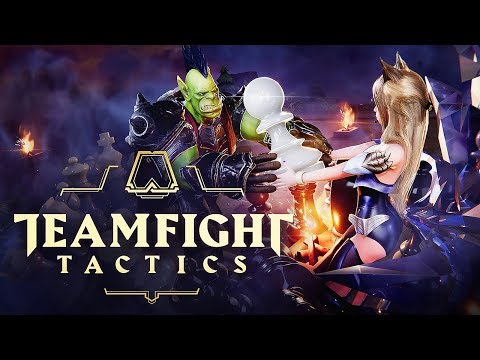 ЛОЛ ШАХМАТЫ – обзор Teamfight Tactics [НОВЫЙ ТРЕНД 2019]