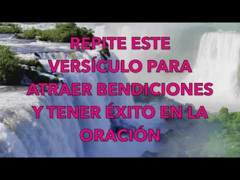 REPITE ESTE VERSICULO PARA ATRAER BENDICIONES Y TENER EXITO EN LA ORACION