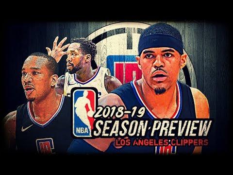 2018-19 NBA Season Preview: Los Angeles Clippers: Tobias Harris | Avery Bradley | Patrick Beverley