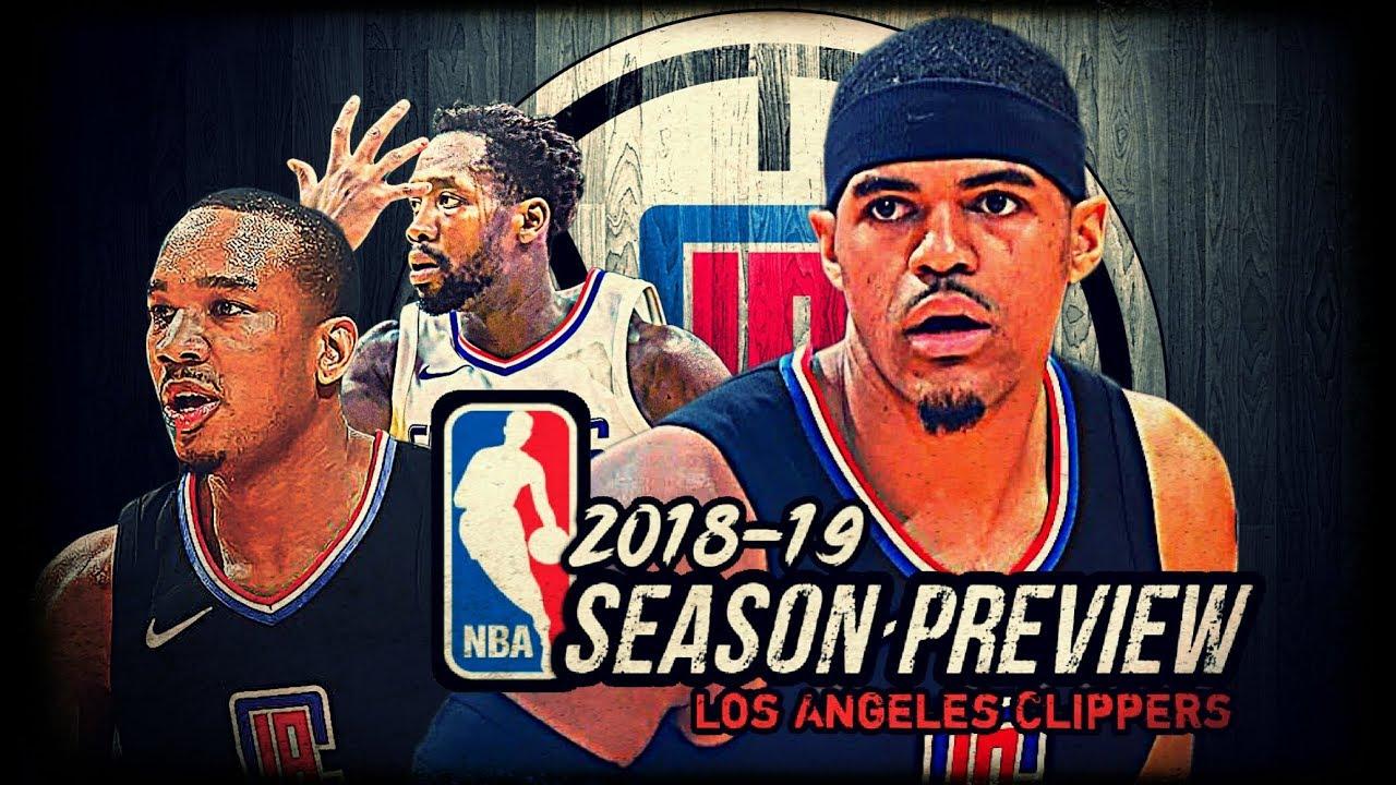 32fc2627481 2018-19 NBA Season Preview: Los Angeles Clippers: Tobias Harris   Avery  Bradley   Patrick Beverley
