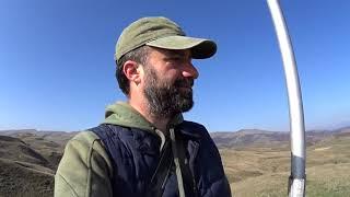 Грузия Дидгори по дороге на Манглиси, покорили высоту)))