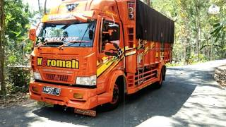 Dj slow nanda lia production !! Truck keren