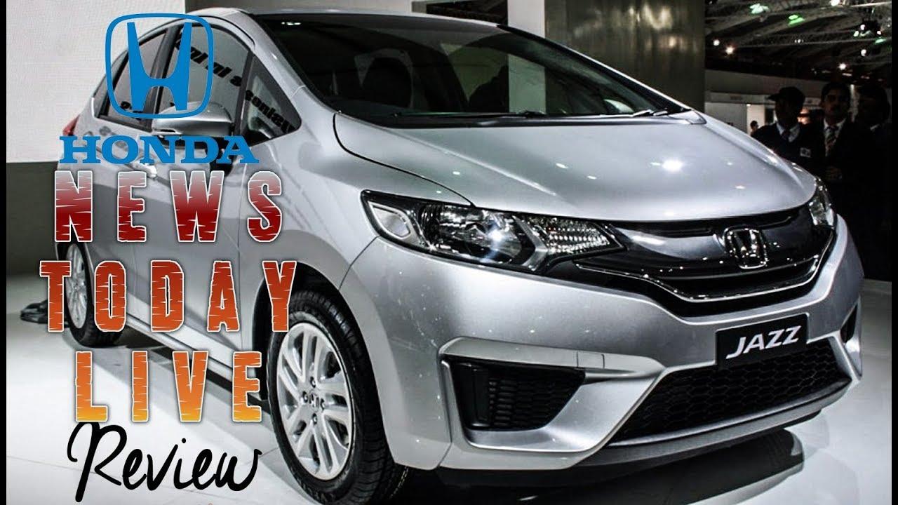 Honda Jazz Facelift Review