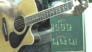 民謠吉他(教學影片)-第15課-民謠搖滾 Folk Rock