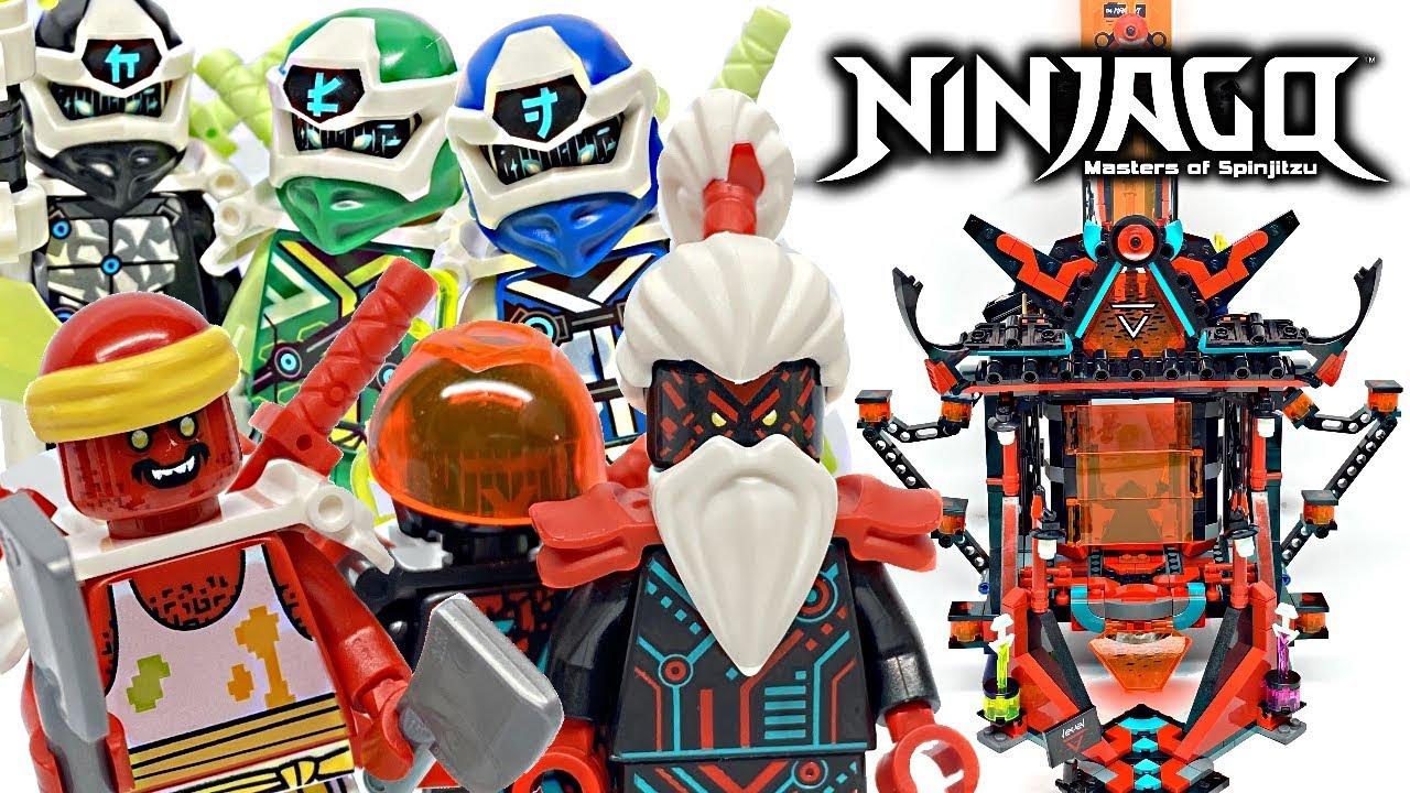 Lego Ninjago Empire Temple of Madness 71712