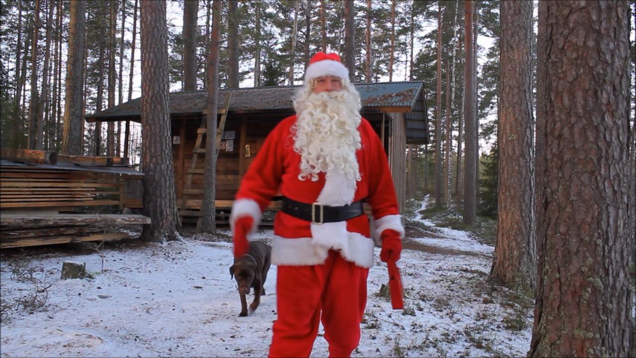 Missä Joulupukki Asuu