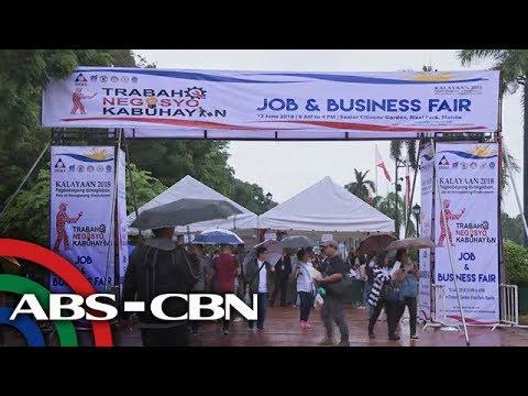 Failon Ngayon: Kalayaan Job Fair