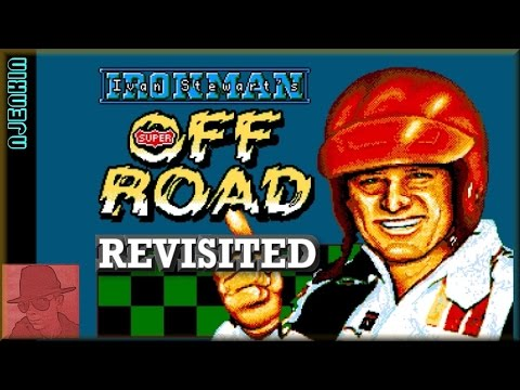 Ivan Ironman Stewarts Super Off Road  - on the Commodore Amiga !! - REVISITED