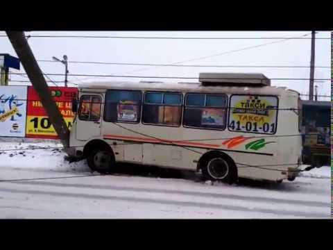 Подборка Курганских Автобусов Пазиков за последние 2 года! Epik