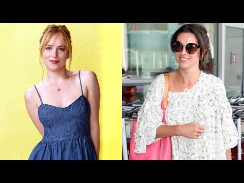 Dakota Johnson Vs Amelia Warner - Who is The Most Fashionable? 2018