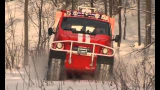ZZ 3F All Terrain Fire & Rescue Vehicle